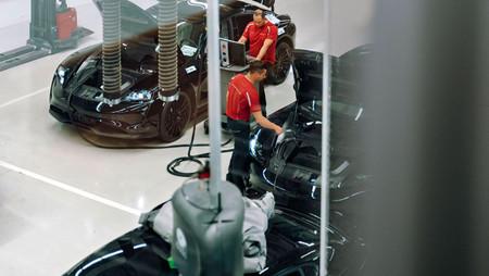 El Porsche Taycan llegará en 2019, con una autonomía de 500 km y más de 600 CV de potencia