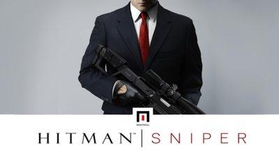 Hitman: Sniper llega a Android, lo nuevo del agente 47 te reta a ser el mejor francotirador
