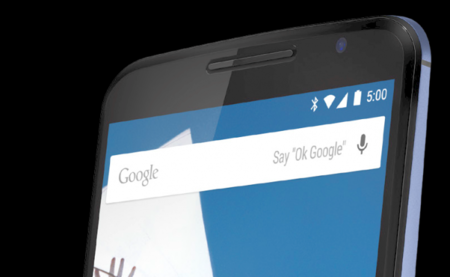 Nexus 6 aparece en la tienda de AT&T