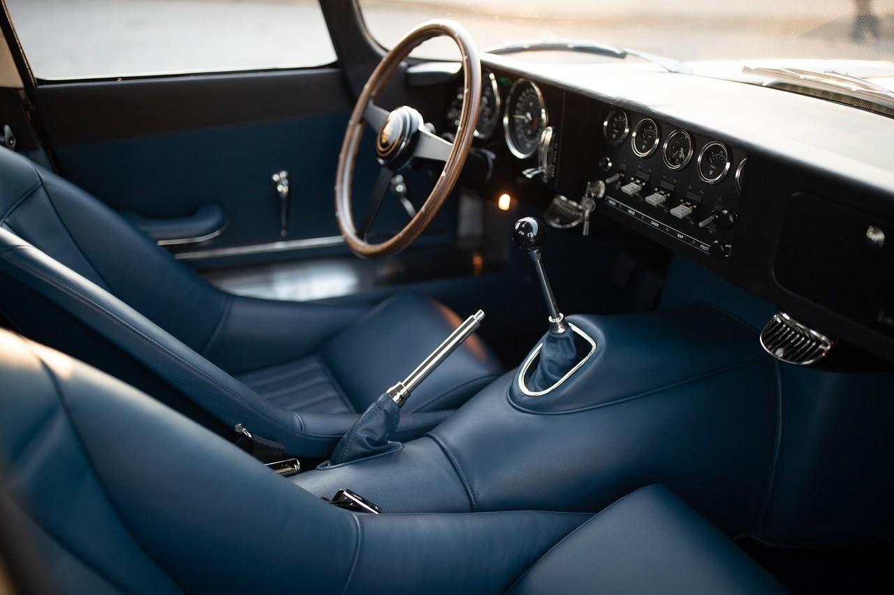 """Jaguar E-Type Low Drag Coupé """"OWL226"""""""