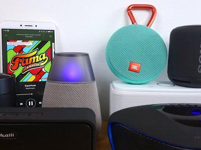 El mejor altavoz bluetooth portátil por menos de 50€: guía de compra y comparativa