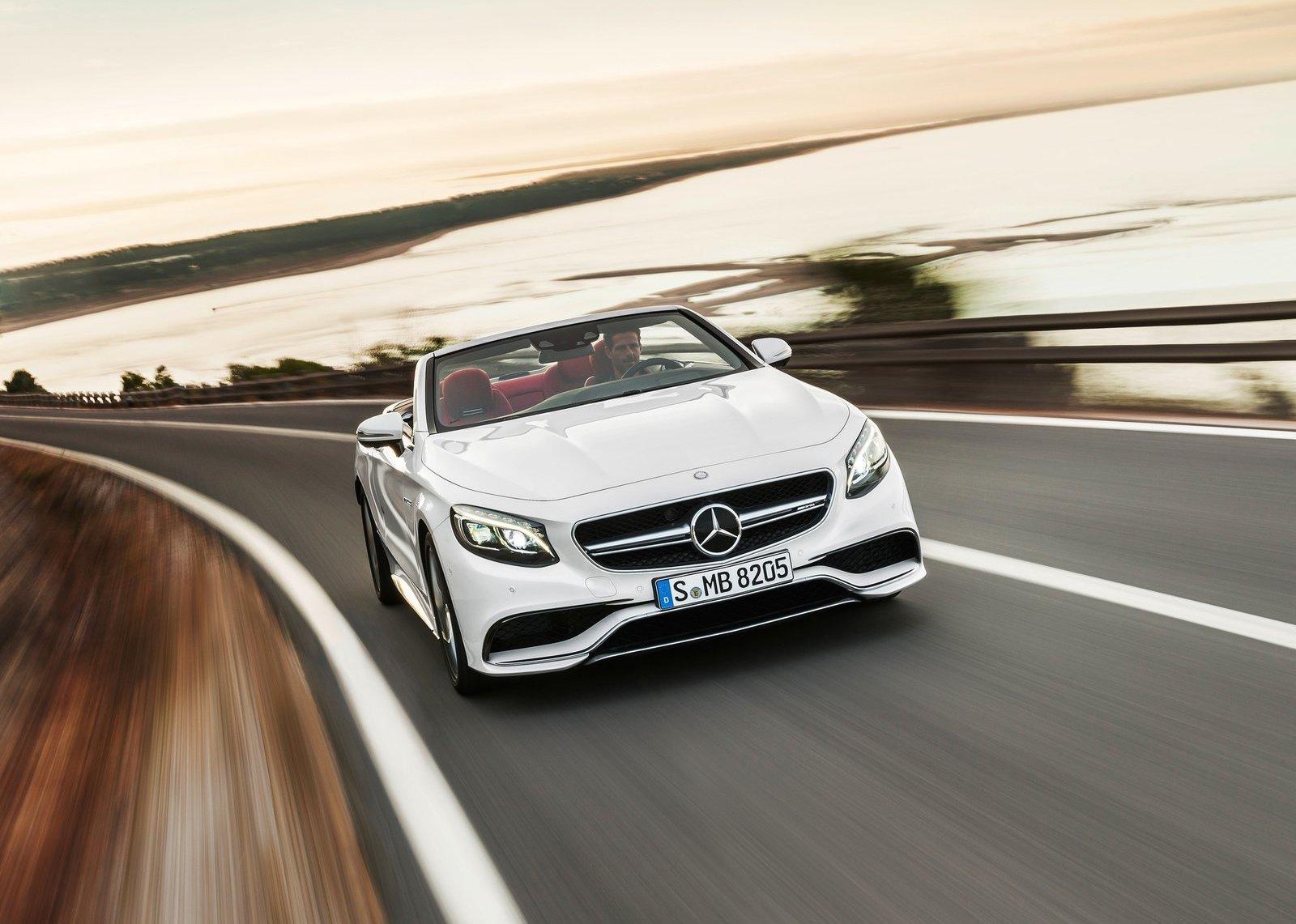 Foto de Mercedes-AMG S 63 Cabriolet (8/19)