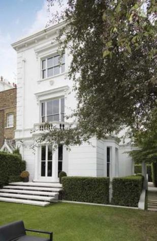 Casas de famosos: Tom Ford en Londres