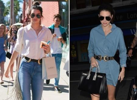 Kendall Jenner Cinturon 3