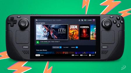 Steam Deck debuta como el tercer producto más vendido en Steam; Monster Hunter Stories 2 reina esta semana y F1 2021 queda segundo