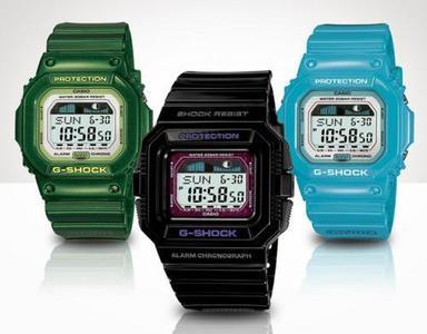 Los Casio G-Shock vuelven a ponerse de moda