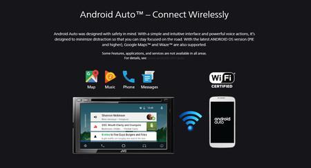 Android Auto inalámbrico es ahora compatible con varios Samsung Galaxy