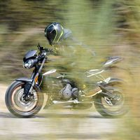 Octubre es el mes sin con el plan Triumph 0,0: cambia de moto sin pagar intereses ni mantenimiento