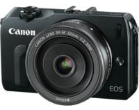 EOS M, la sin espejo de Canon se deja ver en una imagen filtrada