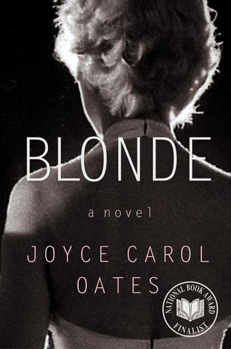Blonde Joyce Carol Oates