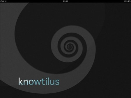 Knowtilus, un potente y versátil navegador para el iPad