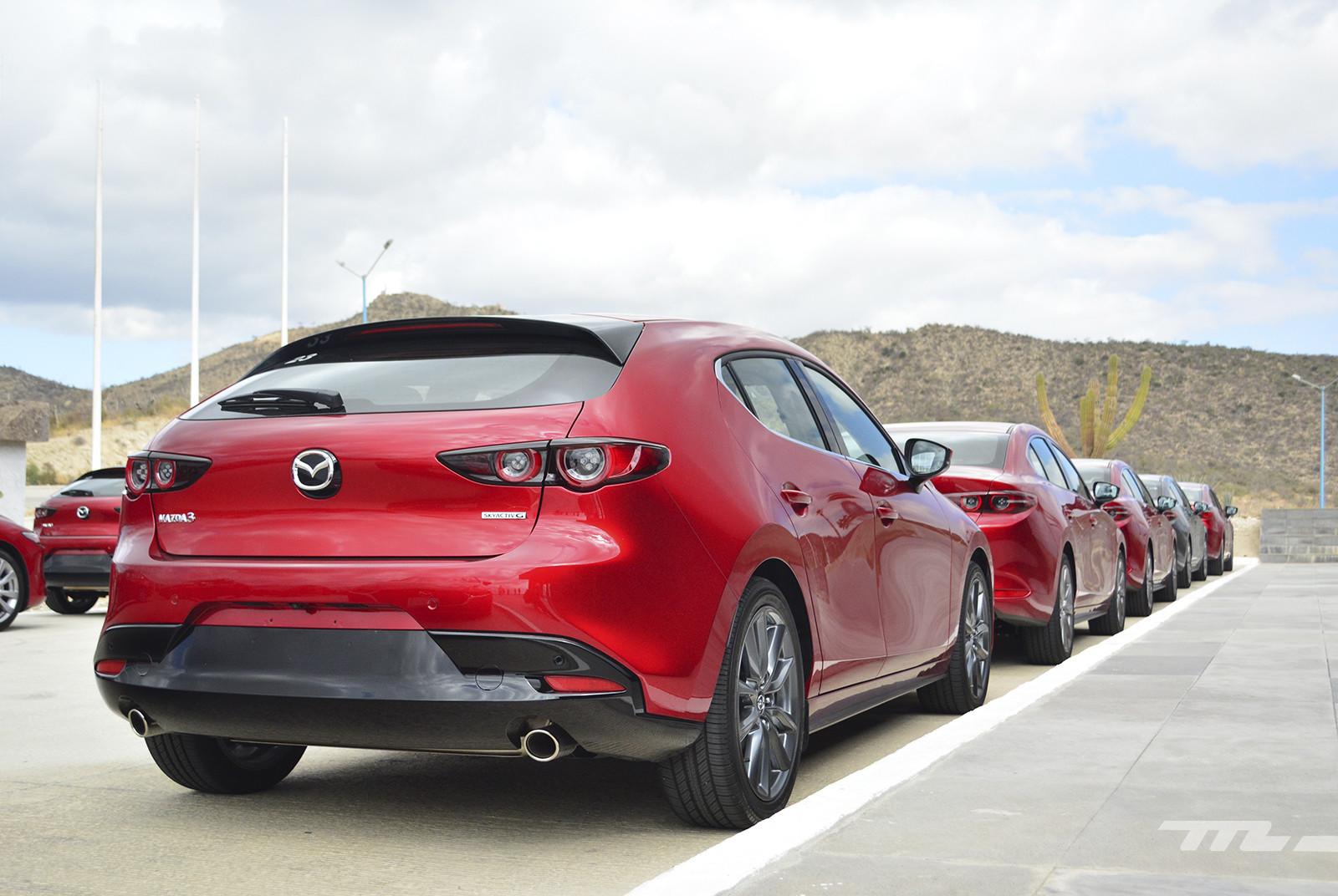 Foto de Mazda 3 2019 en México (9/27)