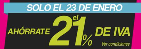 Ahórrate el 21% en El Corte Inglés: guía de compras
