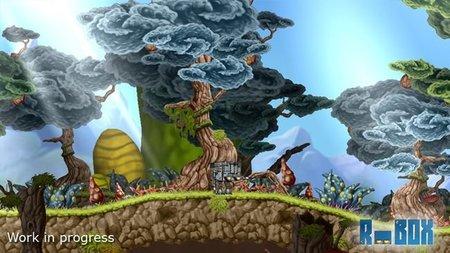 'Robox'. Interesante aventura que llegará este viernes a WiiWare