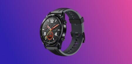 Diseño, autonomía y un precio de escándalo nunca visto: el smartwatch Huawei Watch GT Sport por 69 euros en Amazon con envío gratis