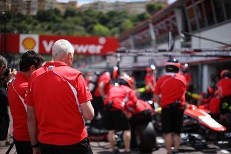 Marussia anunciará qué motor montará en 2014 antes de Canadá, según John Booth