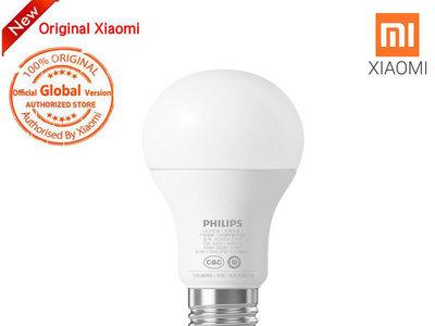 Bombilla LED Xiaomi Philips Smart Led, con conectividad WiFi, por 6,77 euros y envío gratis