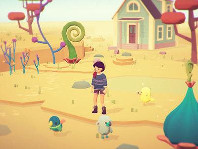 Double Fine publicará Ooblets, la mezcla de Pokémon y Harvest Moon, en Xbox One y PC