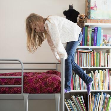 ¿Duermen tus hijos en una litera? Atención a los riesgos