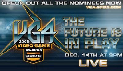 Llega el VGA 2008 y trae consigo a 'God of War III', 'Uncharted 2', 'Brutal Legend' y muchos más