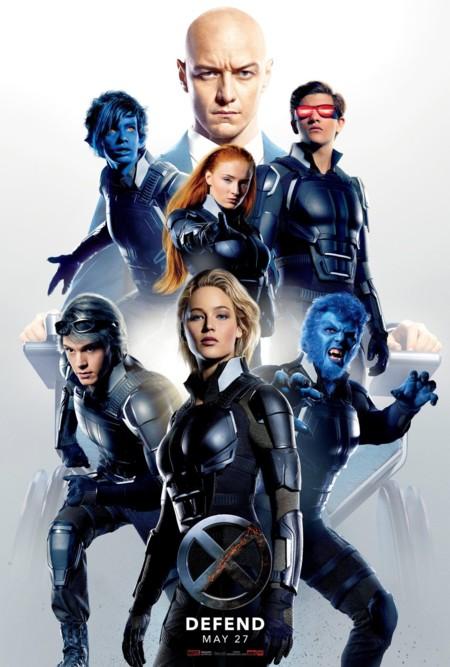 Los héroes de X-Men