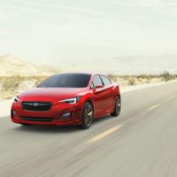 Subaru Impreza Sedan Concept, un refresh para la estrella de Subaru