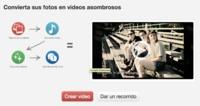 Picovico: crea vídeos a partir de tus fotografías fácilmente