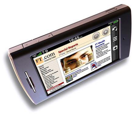 Nuviphone, inesperado teléfono móvil y navegador de Garmin