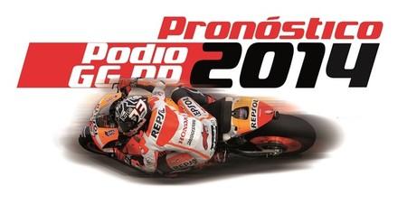 Consigue pases de paddock MotoGP con el pronóstico podio 2014 de Honda