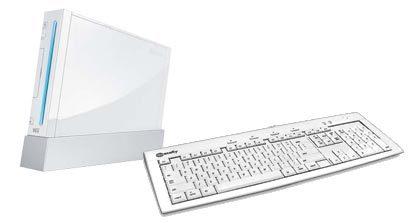 La nueva actualización de firmware de Wii incluye soporte para teclado