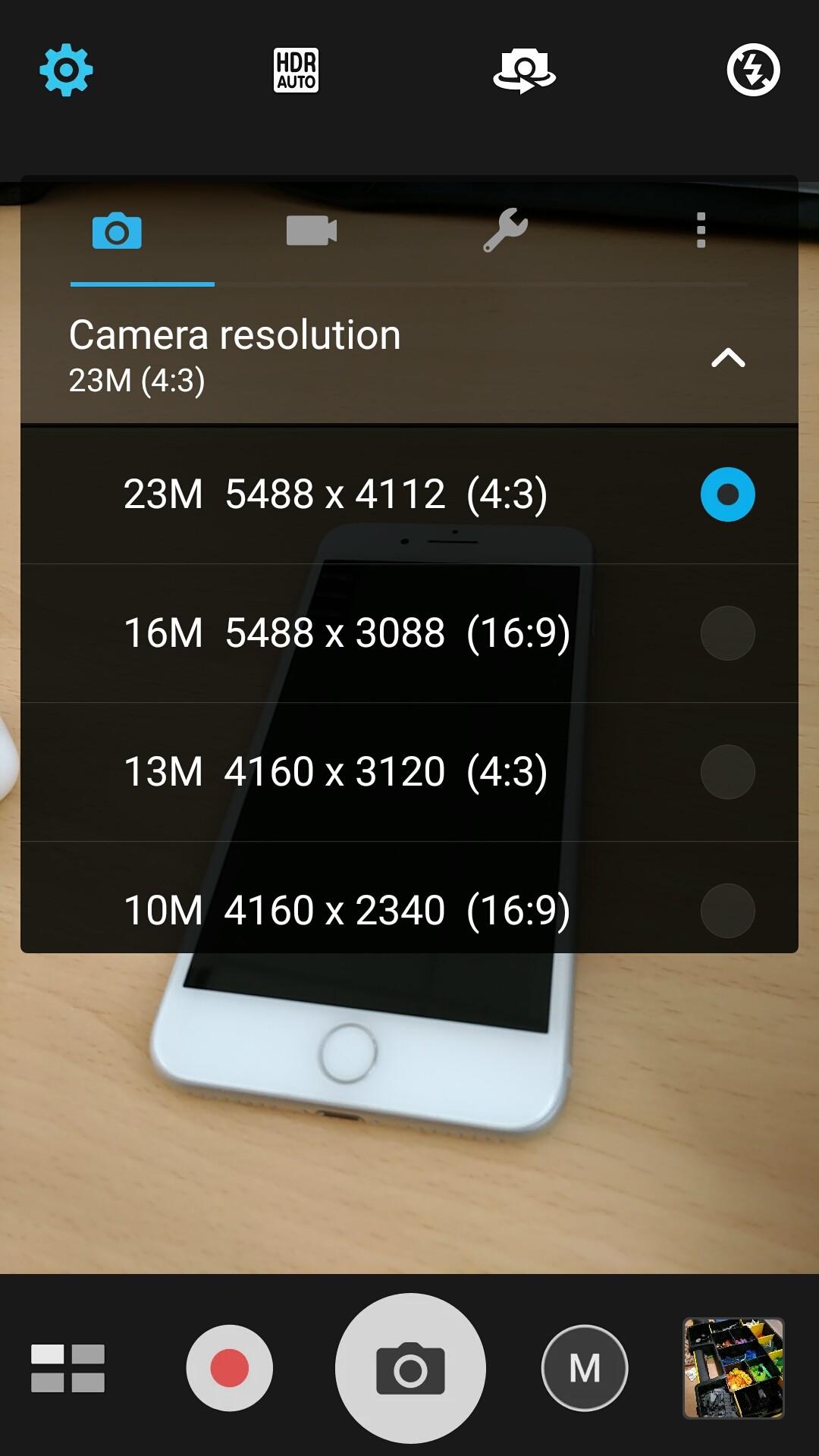 Foto de Zenfone 3 Deluxe Interfaz (37/49)