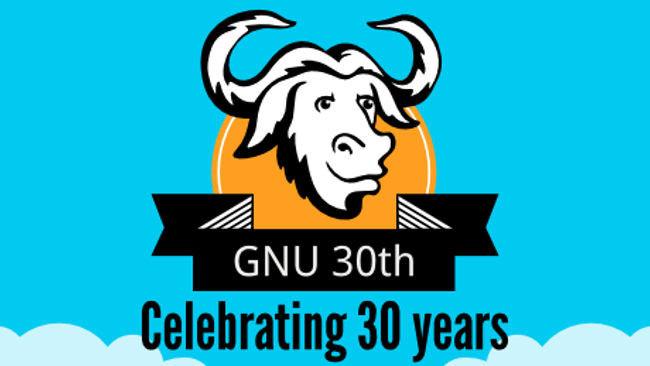 El proyecto GNU cumple 30 años
