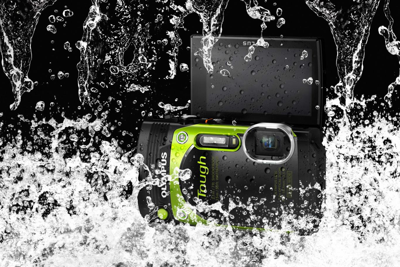 Olympus Tough TG-870, nueva compacta resistente, con angular de 21 mm y Full HD