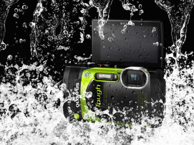 Olympus Tough TG-870, nueva compacta resistente, con angular de 21 mm y Full HD