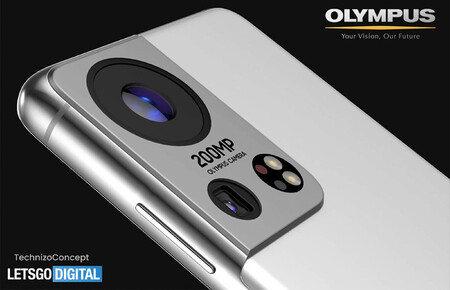 Letsgodigital Concept Olympus Smartphone Samsung