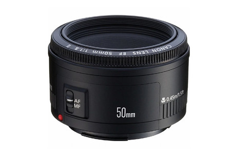 Canon Ef 50 F18 Ii