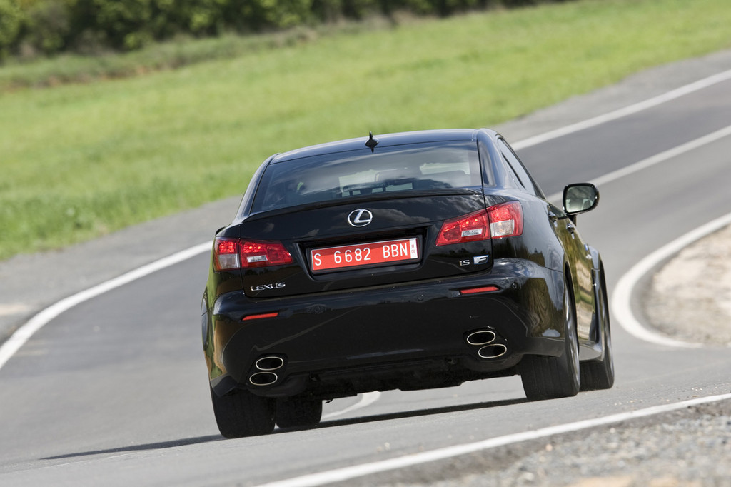 Foto de Lexus IS-F (17/111)