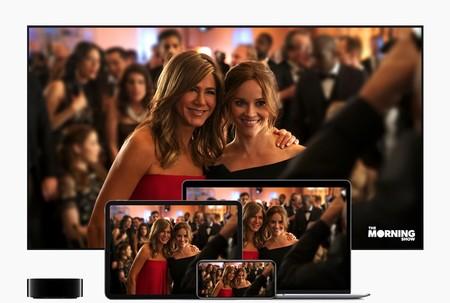 Apple TV+ se estrena el 1 de noviembre por 4,99 euros al mes con un año gratis para los compradores de los iPhone 11