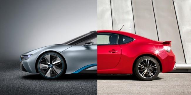 BMW y Toyota