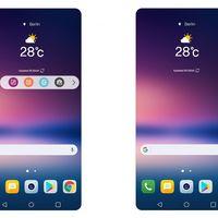 Así será LG UX 6.0+, la capa de personalización que estrenará el LG V30