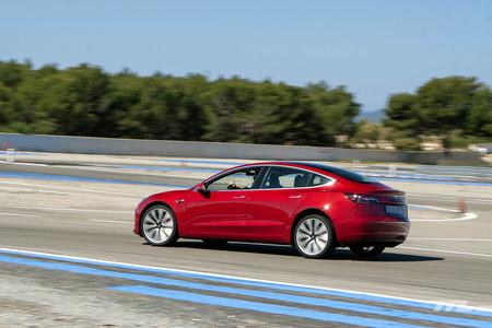 Tesla Model 3 Dyno Mode