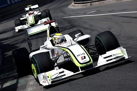 Brawngp Monaco F1 2009