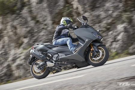 Yamaha Tmax 2020 Prueba 007