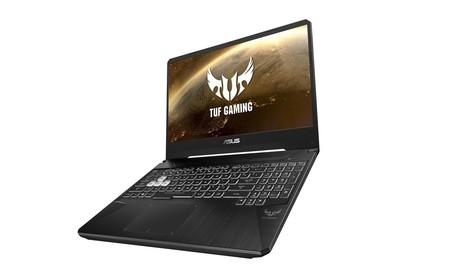 ASUS TUF Gaming FX505DD-BQ054, un potente portátil gaming AMD que, ahora en eBay, se queda en 559,55 euros usando el cupón PARATECH5