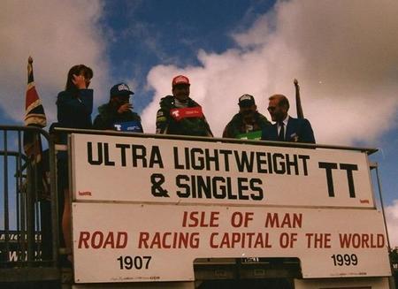 David Morris TT 1999