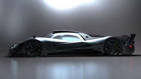 Mercedes-AMG está trabajando en un hiperauto de hasta 1,500 hp