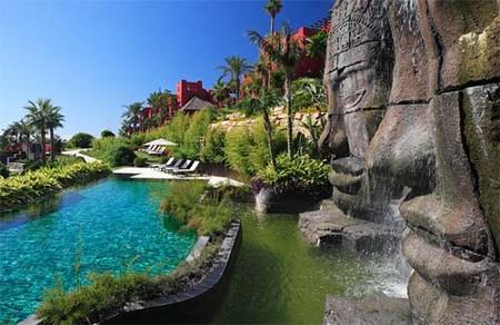 Asia Gardens, lo mejor de Barceló al lado de Benidorm
