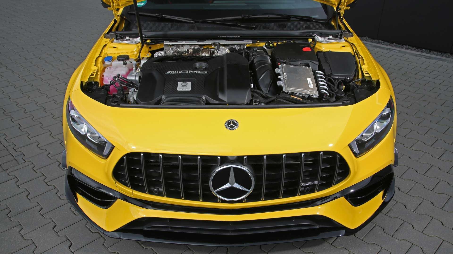 Mercedes-AMG A 45 S por Posaidon