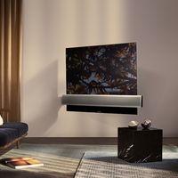 BeoVision Eclipse es el nuevo televisor de Bang & Olufsen que busca combinar sonido e imagen con un diseño de altura