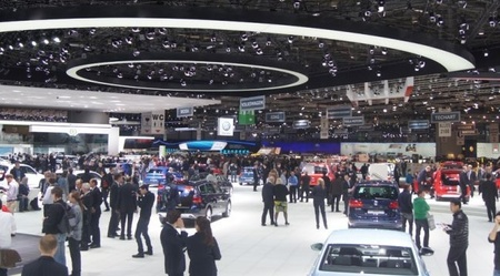 ¿Cuál es la NOVEDAD, en mayúsculas, del Salón de Ginebra 2012? La pregunta de la semana